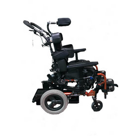 Refurbished Pediatric Zippie Iris Tilt in Space Manual Wheelchair