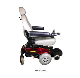 Refurbished Pride Jazzy Select Power Chair - Needs Batteries