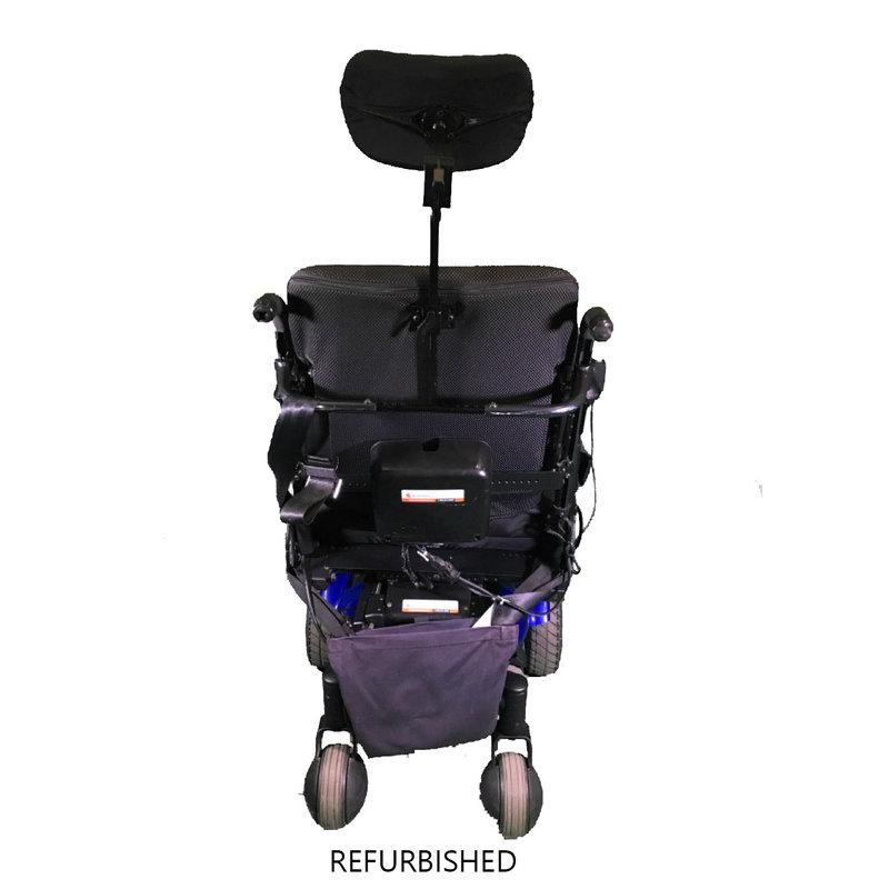 Refurbished Pride J6 Power Chair with Tilt - Needs Batteries