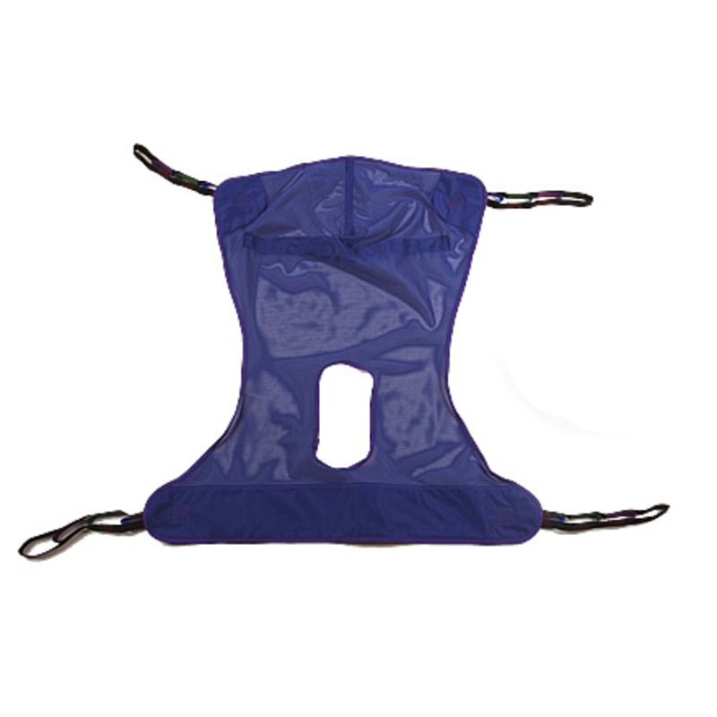Proactive Proactive Full Body Mesh Sling With Commode Opening