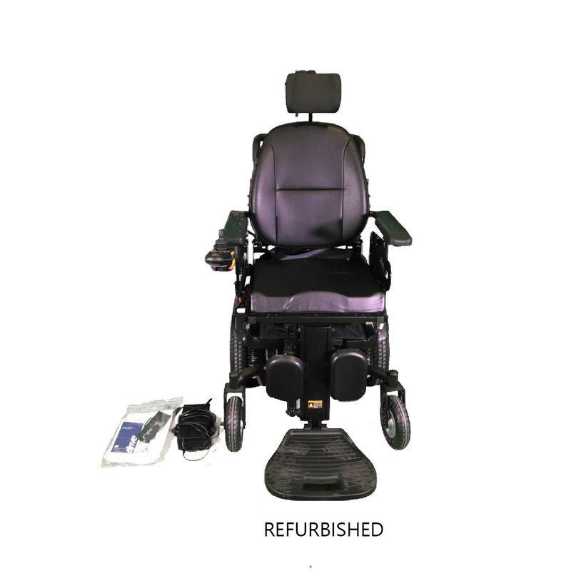 Refurbished Merits P323-3MPSS Vector Multi-function Rehab Power Wheelchair