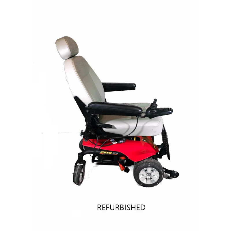 Refurbished Pride Jazzy Elite ES Powerchair - Working Battery