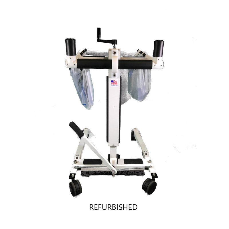 Refurbished Take Along Lift Portable Transfer Aid - with Sling and Pad