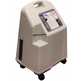 As Is Invacare Platinum XL HFII Oxygen Concentrator 5L