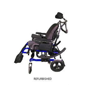 Refurbished Quickie Iris Tilt in Space Manual Wheelchair