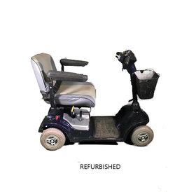 Refurbished Medline Strider 4 Wheel Scooter - Needs Batteries