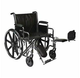 "ProBasics ProBasics K7 Bariatric Manual Wheelchair (22"")"