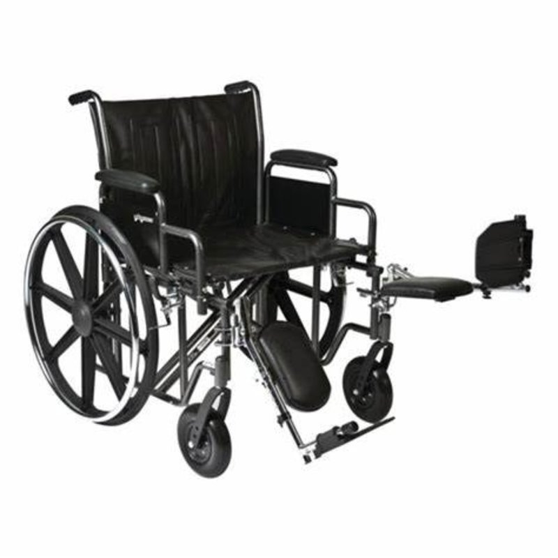 "ProBasics ProBasics K7 Bariatric Manual Wheelchair (22"")"