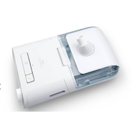 As Is Philips Respironics DreamStation Auto CPAP with Heated Humidifier - includes SD Card
