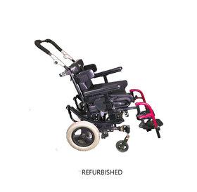 Refurbished Quickie Zippie Iris Pediatric Tilt in Space Wheelchair