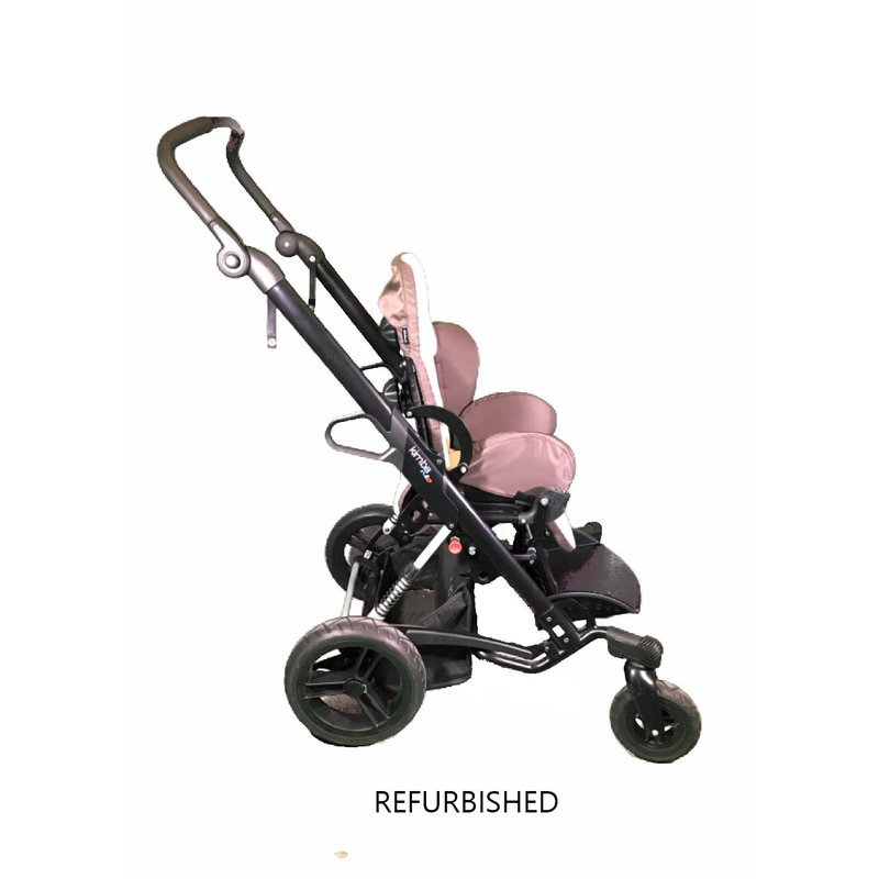 Refurbished Ottobock Multi Positioning Stroller Size 2 base with Kimba Neo MPS Size 2 Seat