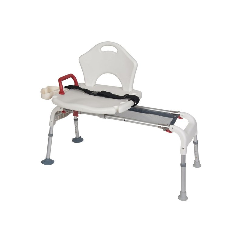 Drive Medical Drive Folding Universal Sliding Transfer Bench