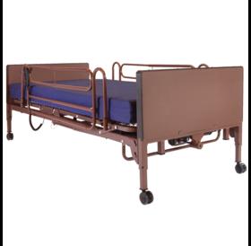 ProBasics Full Electric Hospital Bed w/Full Rails