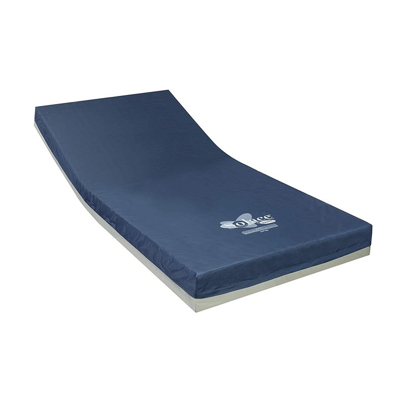 Invacare Invacare IVC™ Full Electric Bed Package with Solace Prevention Foam Mattress and Full Rails