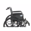 Drive Cruiser III Manual Wheelchair with Flip Back Detachable Full Arm Elevating Leg Rest - 20""