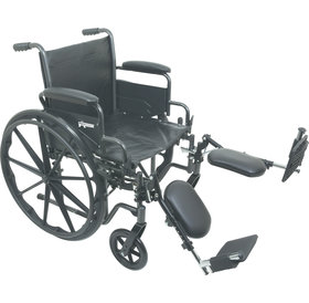 ProBasics Probasics K2 Manual Wheelchair With Elevating Legrests
