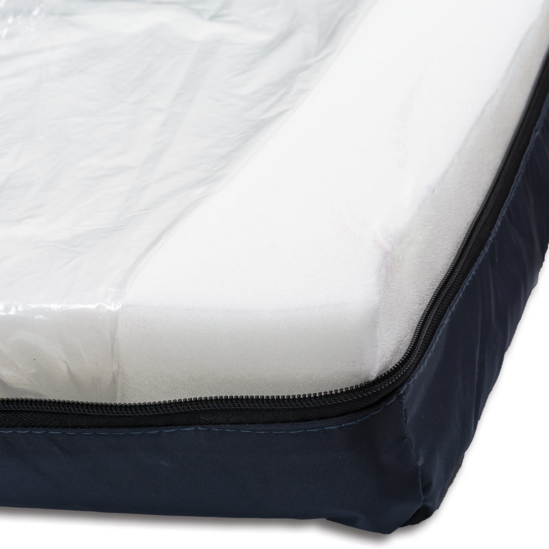 "ProBasics Satin Air 5+3 Alternating Pressure Mattress System with 5"" Air Cells over 3"" Foam Base and 8 LPM Pump"