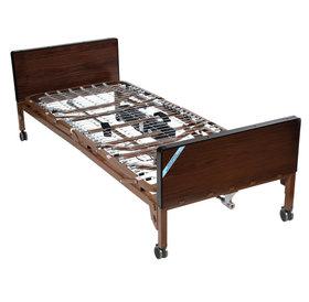 Drive Medical Drive Delta Ultra Light 1000 Full Electric Hospital Bed
