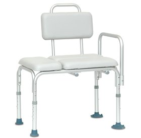 PMI PMI Padded Transfer Bench W/Non-Skid Feet