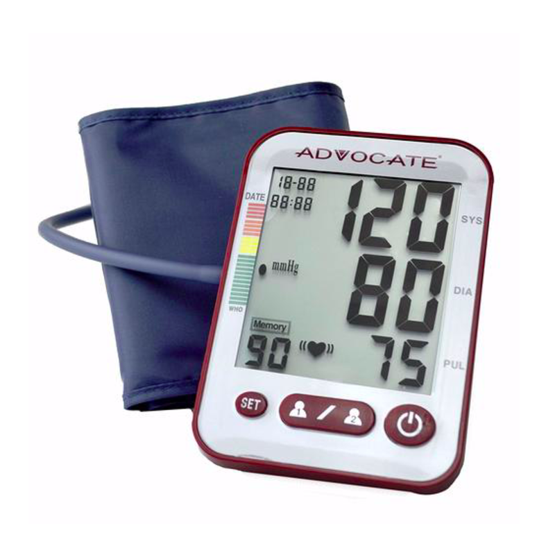 As Is: Blood Pressure Monitor Cuffs - needs batteries