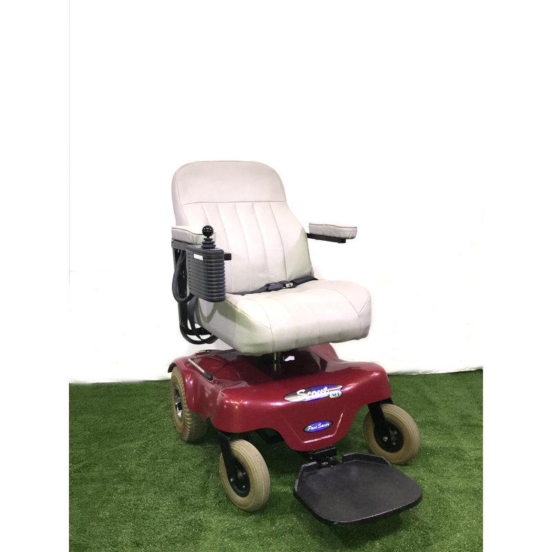 Refurbished PaceSaver Scout MI Power Wheelchair
