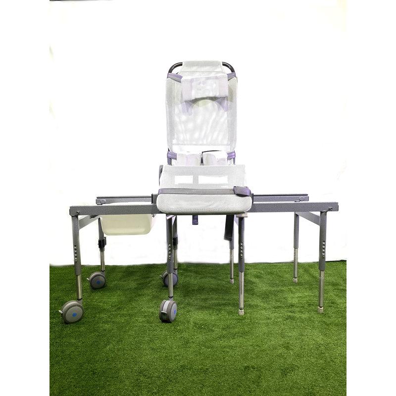 Refurbished Drive Ultima Inspired Pediatric Bath Transfer Chair