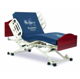 Refurbished Deluxe Hospital Bed