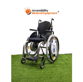 Refurbished TI Lite Automated/Assisted Manual Wheelchair