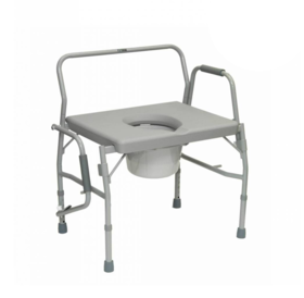 ProBasics ProBasics Bariatric (Heavy Duty) Drop-Arm Commode