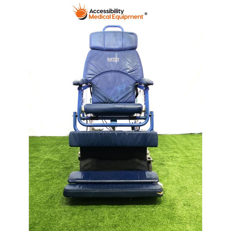 Refurbished Barton Broda Reclining Convertible Tilt-In-Space Chair