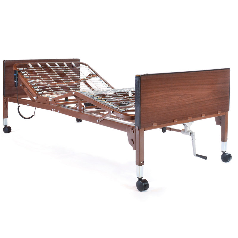 ProBasics ProBasics Single Motor Semi-Electric Lightweight Hospital Bed