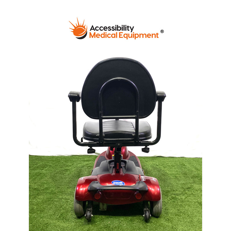 Refurbished Invacare Lynx L3 3-Wheel Scooter