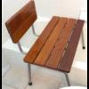 Teak Wood Portable Tub Shower Transfer Bench