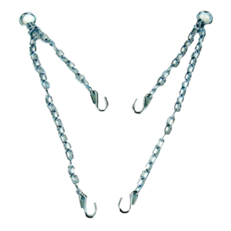 Refurbished Pair Patient Lift Sling Chains or Straps