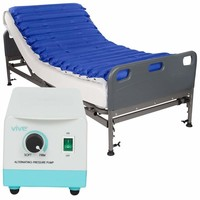 "Vive Health 5"" Alternating Pressure Pad Mattress Topper"