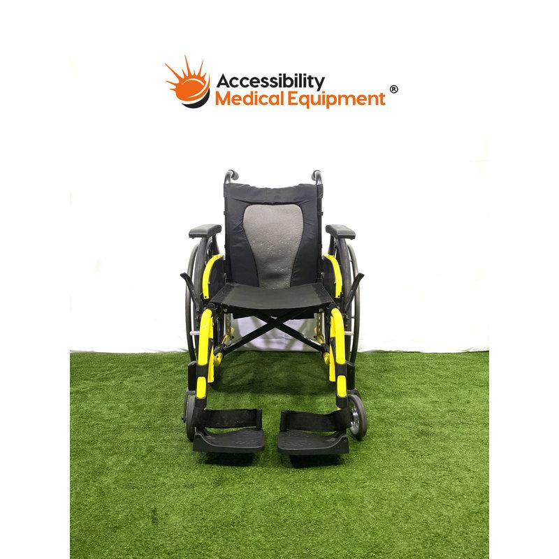 Refurbished InvaCare Myon Ultralight Manual Wheelchair