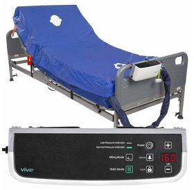 "Vive Health Vive 8"" Alternating Pressure Air Mattress System"