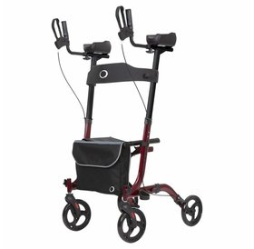 Vive Health Upright Walker With Seat