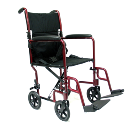 Refurbished Standard Transport Wheelchair