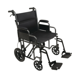 Refurbished Bariatric Transport Wheelchair