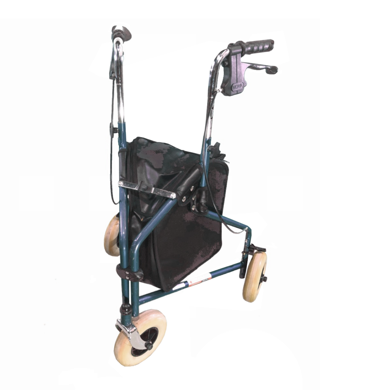 Refurbished Standard Three Wheel Walker