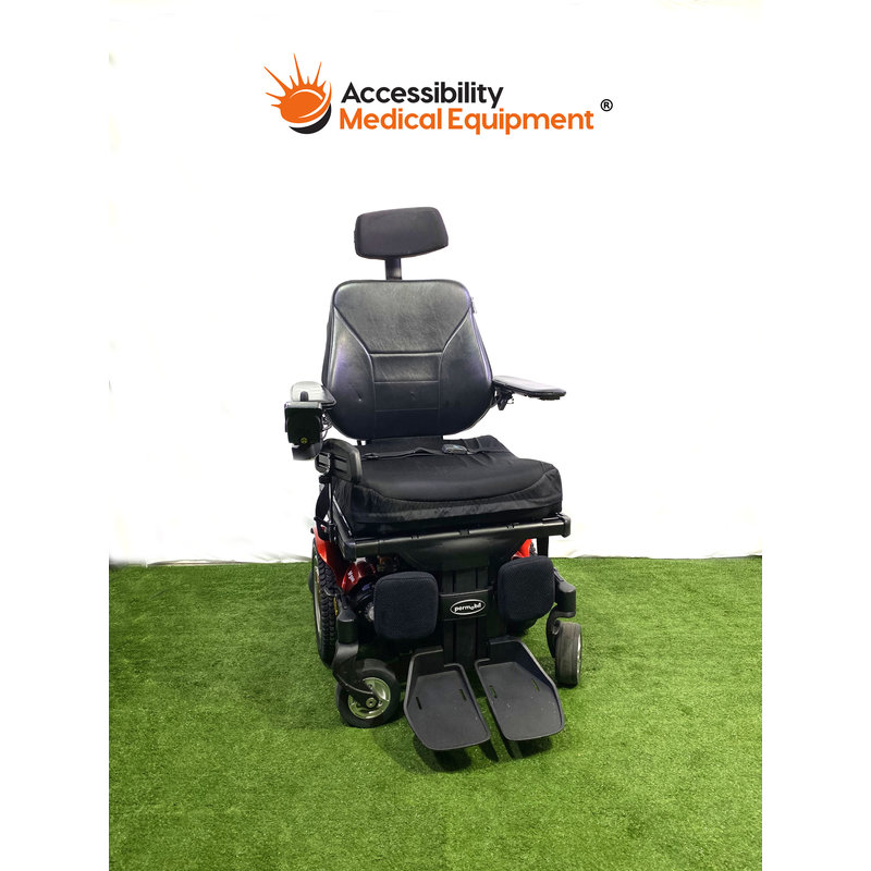 Refurbished Permobil m300 power chair with full recline and seat lift with working batteries