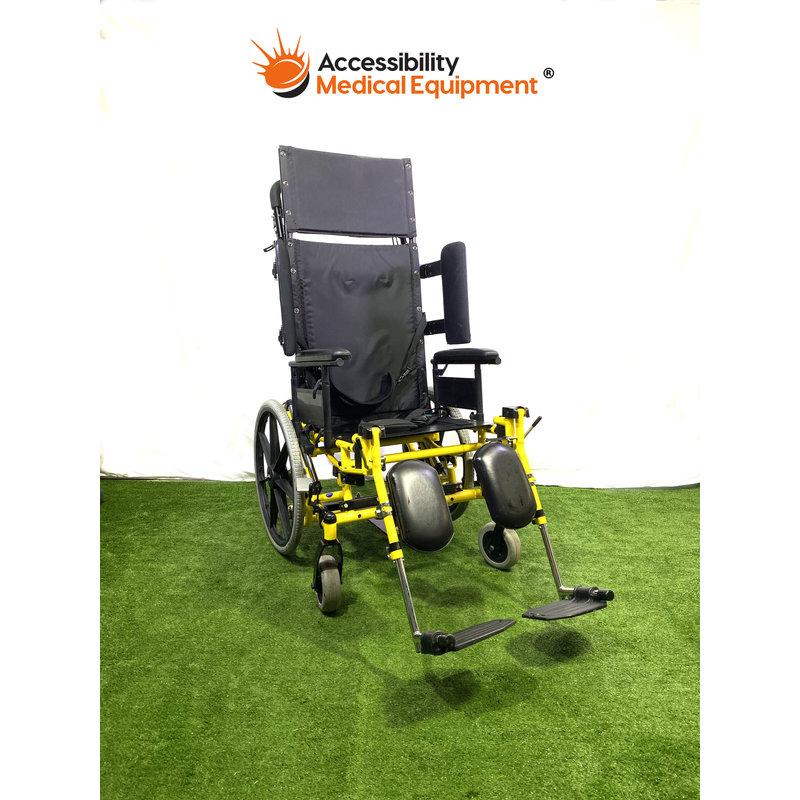 Refurbished Invacare Solara Reclining Tilt in Space Manila Wheelchair