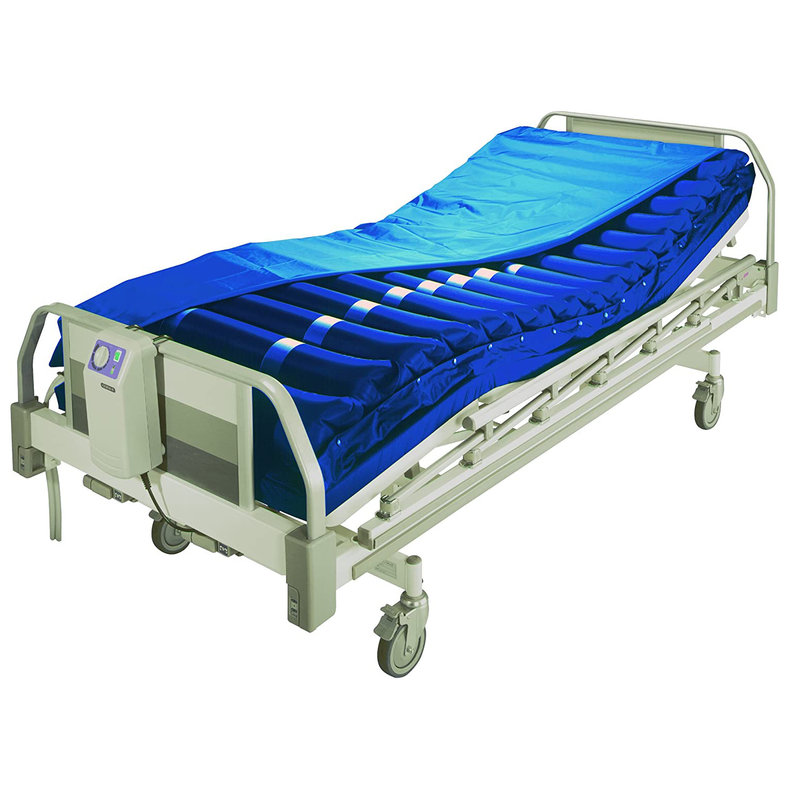 "Roscoe Medical Roscoe Genesis III Alt. Pressure Low-Air Loss Mattress System with 5"" Mattress"
