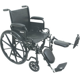 ProBasics ProBasics K1 Manual Wheelchair With Elevating Leg Rests