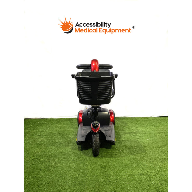 Refurbished Pride GoGo Sport 3 Wheel Portable Scooter - needs batteries