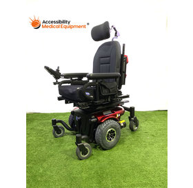 "Refurbished Pride Quantum J6 Power Chair with Tilt 16"" Seat & working batteries"