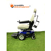 Refurbished Jazzy Select Power Chair - Blue - With Working Batteries