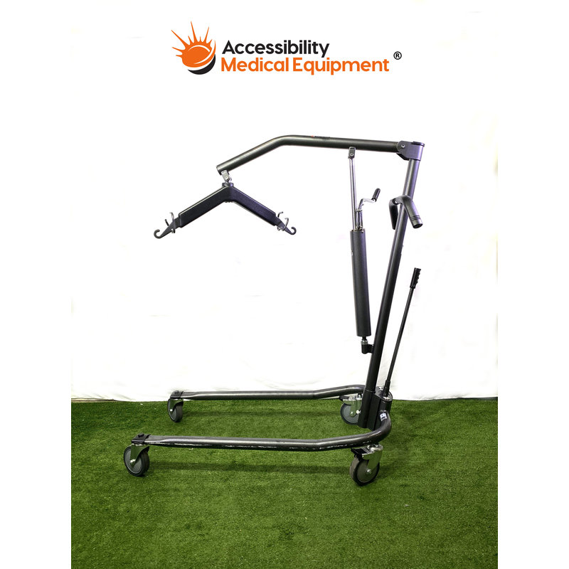 Refurbished Drive Hydraulic, Deluxe Silver Vein Patient Lift