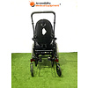"""Refurbished Quickie Iris Tilt in Space 16"""" Wheelchair with ROHO Seat Back System"""